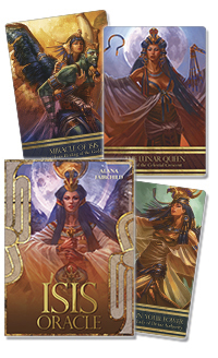 Isis Oracle, by Blue Angel Publishing