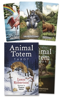 Animal Totem Tarot, by Leeza Robertson & Eugene Smith