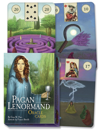 The Pagan Lenormand Oracle, by Lo Scarabeo