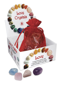 Love Crystal Talismans