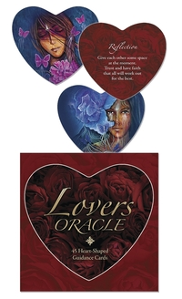 The Lovers Oracle, by Toni Carmine Salerno