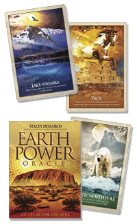 Earth Power Oracle, by Stacey Demarco