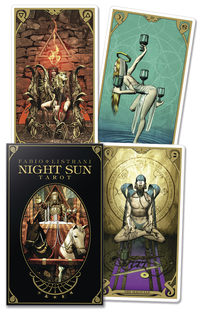 The Night Sun Tarot, by Lo Scarabeo