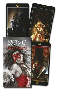Royo Dark Tarot Mini Deck