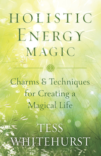 Holistic Energy Magic, by Tess Whitehurst