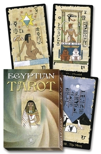 Egyptian Tarot Grand Trumps, by Lo Scarabeo