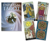 Universal Tarot Grand Trumps, by Lo Scarabeo