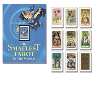 The Smallest Tarot in the World, by Lo Scarabeo