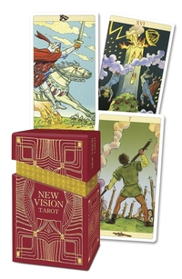 New Vision Premium Tarot, by Lo Scarabeo