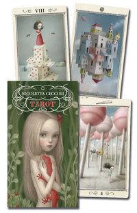 Ceccoli Tarot Mini, by Lo Scarabeo