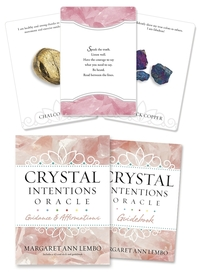 Crystal Intentions Oracle, by Margaret Ann Lembo