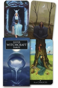 Silver Witchcraft Tarot Deck, by Lo Scarabeo