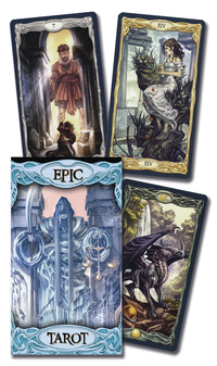 Epic Tarot Deck, by Lo Scarabeo