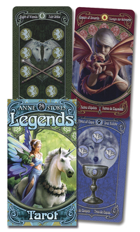 Anne Stokes Legends Tarot, by Lo Scarabeo