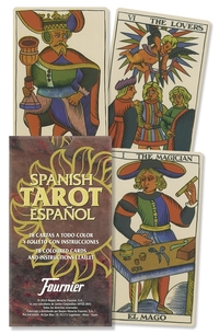 Spanish Tarot Deck, by Lo Scarabeo