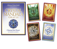 The Crystal Mandala Oracle, by Alana Fairchild & Jane Marin