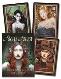 The Faery Forest Oracle, by Lucy Cavendish & Maxine Gadd