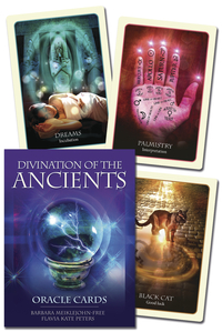 Divination of the Ancients, by Barbara Mieklejohn-Free, Flavia Kate Peters, and Richard Crookes