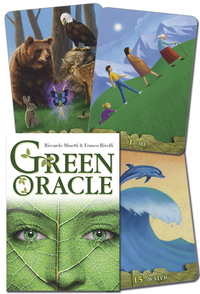 Green Oracle, by Lo Scarabeo