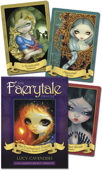 The Faerytale Oracle, by Jasmine Becket-Griffith & Lucy Cavendish