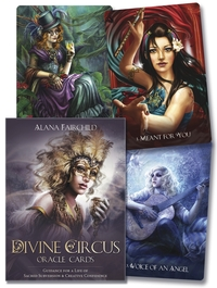 Divine Circus Oracle, by Alana Fairchild