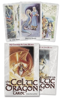 The Celtic Dragon Tarot Kit