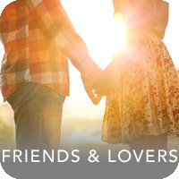 Friends and Lovers Astrology Relationship Reading