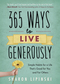 365 Ways to Live Generously