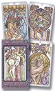 Tarot Art Nouveau Grand Trumps