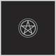 Pentacle Velvet Cloth