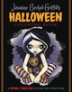 Jasmine Becket-Griffith Halloween Coloring Book