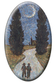 Impressionist Tarot The Moon Magnet