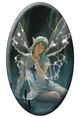Celtic Fairies Tarot High Priestess Magnet