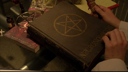 Goth Craft by Raven Digitalis used as prop on House.