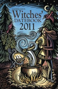 2011 Witches' Datebook
