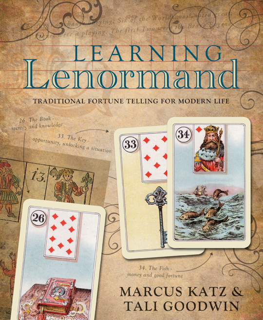 Learning Lenormand 1