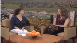 Tess Whitehurst on KSEE TV
