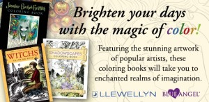 Llewellyn Coloring Books