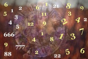 Numerology and Time